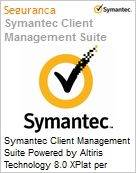 Symantec Client Management Suite Powered by Altiris Technology 8.0 XPlat per Device Bndl Xgrd [Crossgrade] License from Ghost Express Band S [001+] Essential 12 Meses (Figura somente ilustrativa, não representa o produto real)