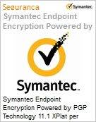 Symantec Endpoint Encryption Powered by PGP Technology 11.1 XPlat per Device Initial Essential 12 Meses Express Band E [250-499]  (Figura somente ilustrativa, não representa o produto real)