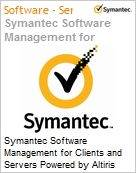 Symantec Software Management for Clients and Servers Powered by Altiris Technology 8.0 XPlat per Device Bndl Standard License Express Band S [001+] Essential 12 Meses (Figura somente ilustrativa, não representa o produto real)