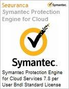 Symantec Protection Engine for Cloud Services 7.8 per User Bndl Standard License Express Band D [100-249] Essential 12 Meses  (Figura somente ilustrativa, não representa o produto real)